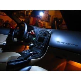 C6 Corvette  LED Map Lighting