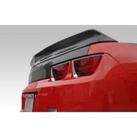 2010-2013 Camaro Carbon Fiber Rear Spoiler