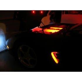 Corvette C5 Fender Cove LED Lighting Kit