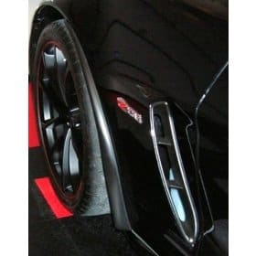 C6 Corvette  Z06/ZR1 Front Fender Splash Guards