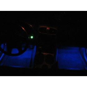 C5 Corvette Footwell LED Lighting