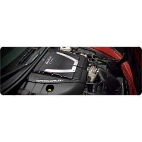 Edelbrock C6 Corvette  Z06 657HP LS7 Supercharger Kit