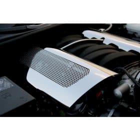 C6 Corvette Fuel Rail Covers