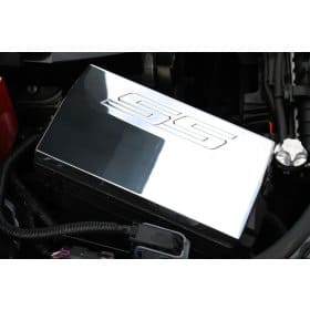 2010-2015 Camaro Fuse Box Cover | # GMBC-121-SS