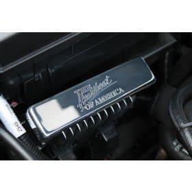 2010-2015 Camaro Heat Sink Cover | # GMBC-125-HEART