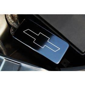 2010-2015 Camaro Relay Box Cover | # GMBC-138-EMB