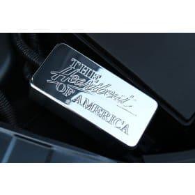 2010-2015 Camaro Relay Box Cover   # GMBC-138-HEART