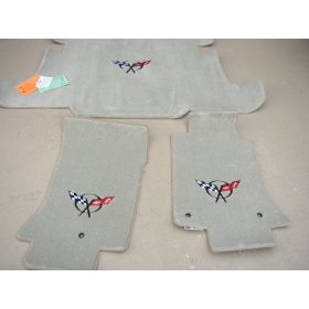 Corvette C5 Lloyds Cargo Mat and Floor Mat Bundle