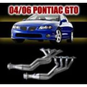 2004-06 GTO American Racing Headers