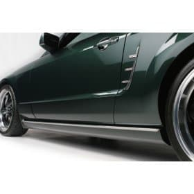 Mustang Chrome Rocker Molding
