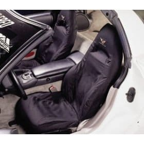 C5 Corvette Seat Savers Protection w/Logo