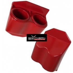 C6 Corvette Painted Travel Buddy Cup Holders