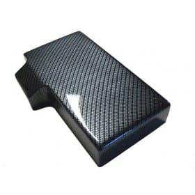 C6 Corvette Carbon Fiber Fuse Box Cover