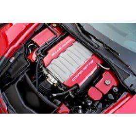 C7 Corvette Underhood Unpainted Covers