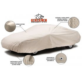 Covercraft Wolf Ready Fit Car Covers