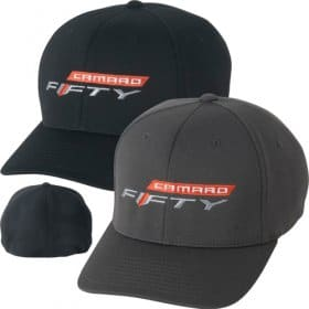 2016-2017 Camaro Fifty Hat - Cool and Dry Fitted