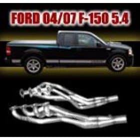 Ford F-150 5.4L American Racing Headers