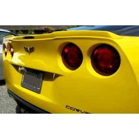 C6 Corvette  ZR1 Style Painted Rear Spoiler