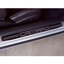 2010-2015 Camaro Billet Aluminum Door Sill Plates