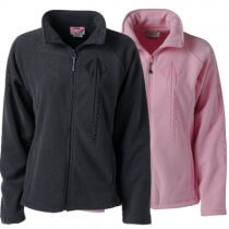 C7 Corvette Ladies Sonoma Full-Zip Microfleece Jacket