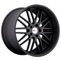 C7 Corvette Cray Hawk Matte Black Wheel