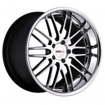 C7 Corvette Cray Hawk Chrome Wheel Set