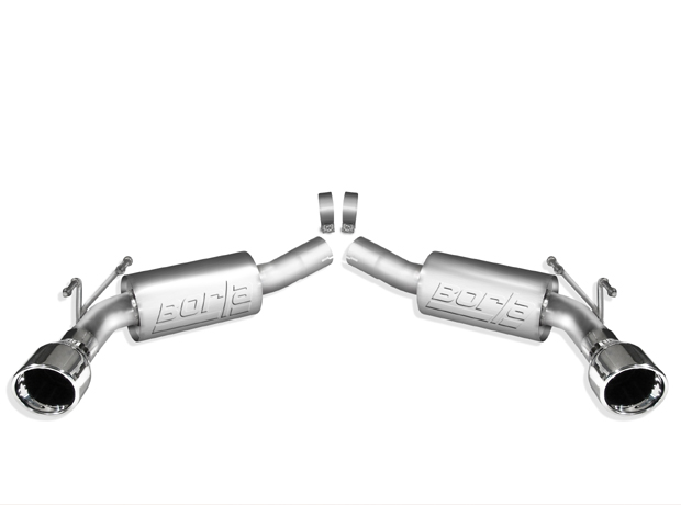 Camaro Borla Exhaust 11775