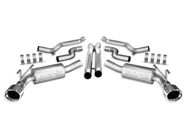 Borla ATAK Exhaust for the 2010-2013+ Camaro SS