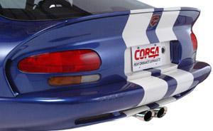 Corsa Dodge Viper Exhaust