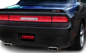 Corsa Dodge challenger Exhaust 14138