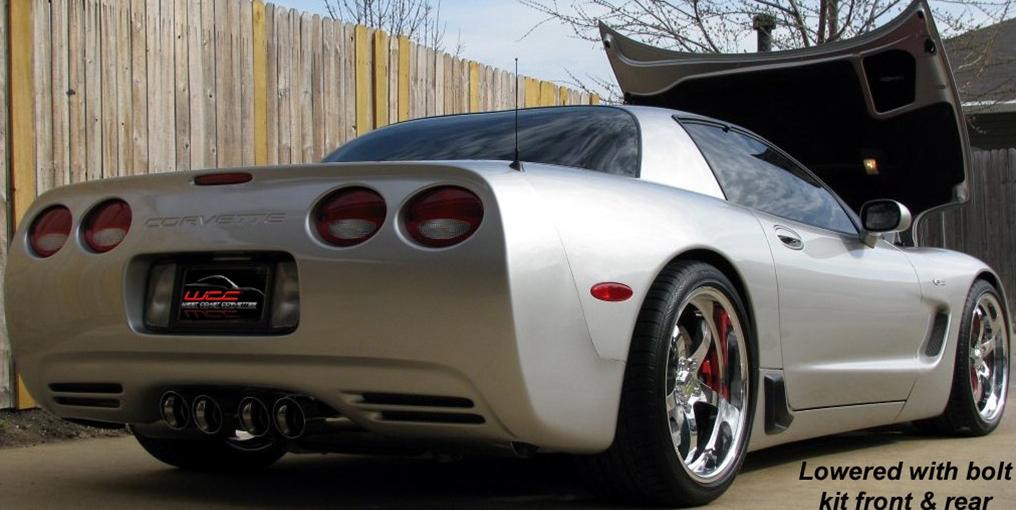 C5 Corvette Front Lowering Bolts Southerncarparts Com