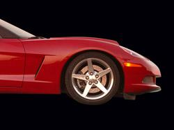 C6 Corvette supercharger hood, corvette hood, covette parts