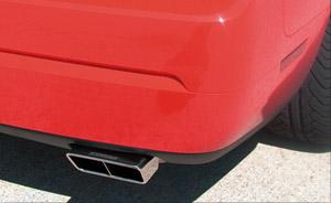 Corsa Dodge challenger Exhaust