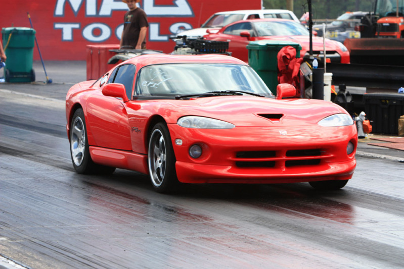 Dodge Viper GTS with Billy Boat Header System