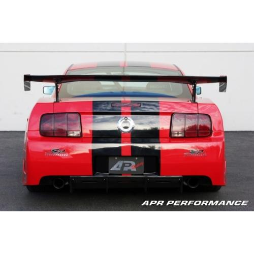 2005-2009 Mustang APR Wide Body Carbon Fiber Kit