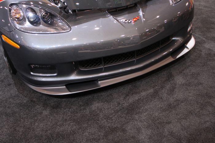 ZR1 Wide Body Front Splitter