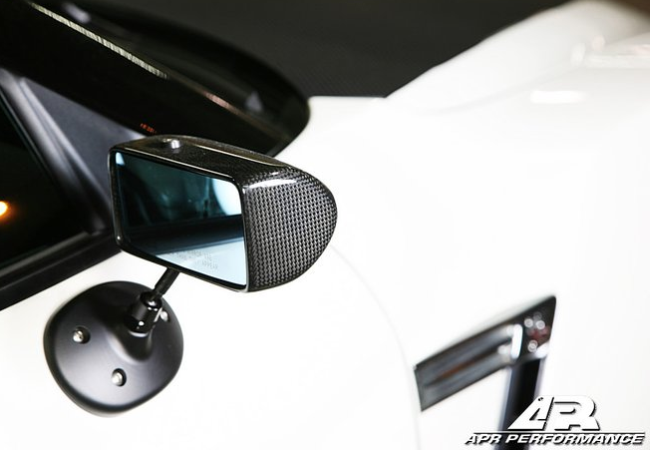 Nissan GTR GT3 Mirrors