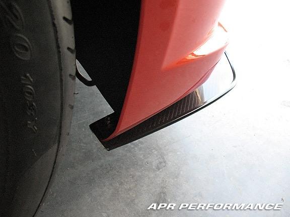 Camaro Splitter
