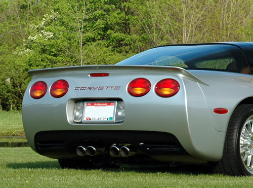 Corvette C5 Rear Spoiler