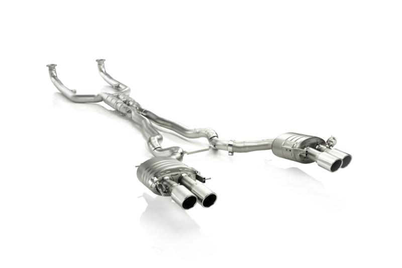 Akrapovic BMW M6 Exhaust System