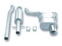 Mini Cooper Exhaust, base model Mini Cooper exhaust, mini cooper aftermarket exhaust