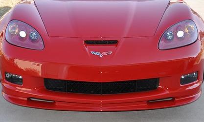 C6 Corvette ZR1 Chin Splitter