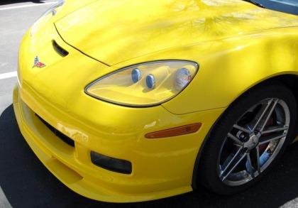 C6 Corvette ZR1 Chin Spoiler