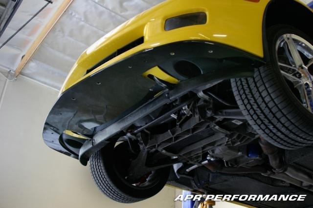 Corvette Front Air Dam