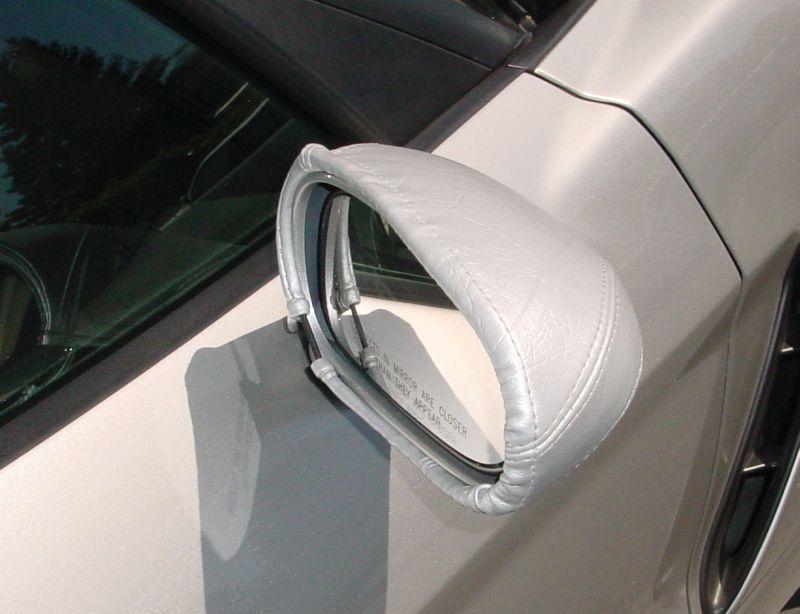 C6 Corvette Mirror Covers