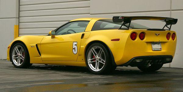 Corvette Wing Spoiler