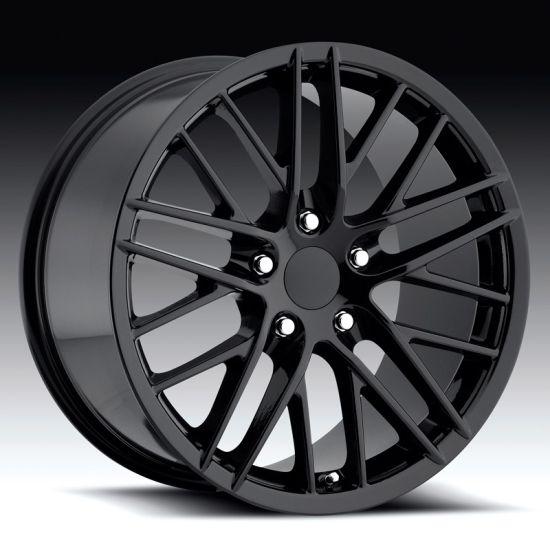 C6 Corvette Zr1 Black Wheels