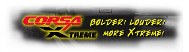corvette corsa extreme exhaust system, corvette parts, corvette performance parts