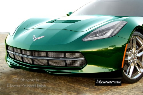 C7 RaceMesh Front Grille