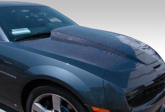 2010-2015 Camaro Carbon Fiber Hood